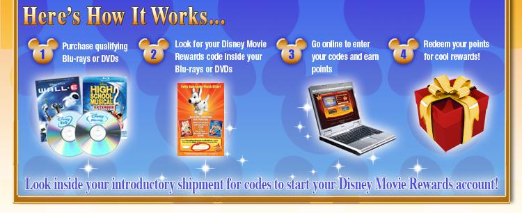 Disney dmr codes