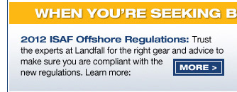 ISAF Offshore Regulations