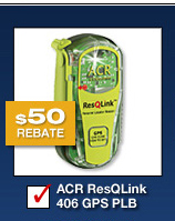 ACR ResqLink PLB