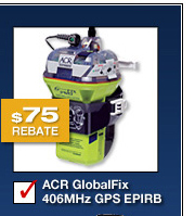 ACR GlobalFix EPIRB
