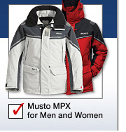 Musto MPX