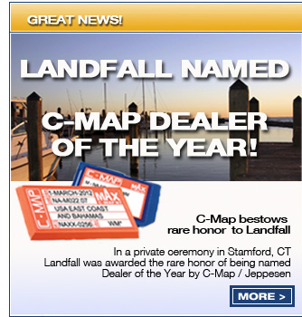 Landfall Named C-Map Dealer of the year