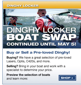 Dinghy Locker Boat Swap
