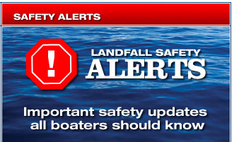 Landfall Safety Alerts